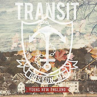 Transit - Young New England [CD] USA import