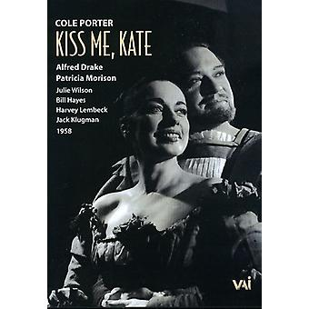 Cole Porter - Kiss Me Kate (1958) [DVD] USA import