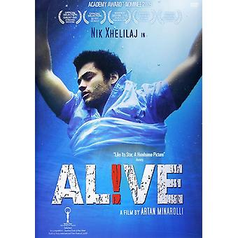Alive [DVD] USA import