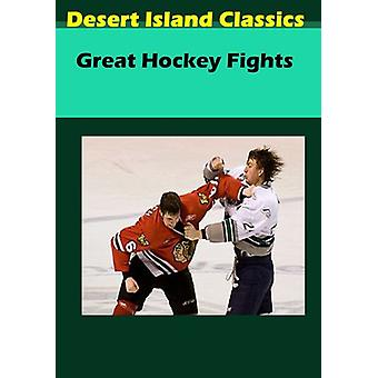 Importer des grand Hockey Fights [DVD] é.-u.