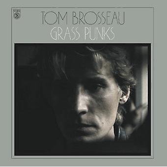 Tom Brosseau - Grass Punks [CD] USA import