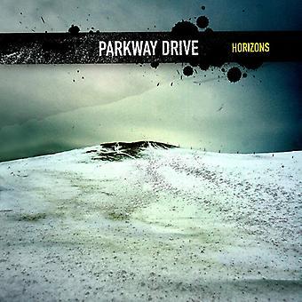 Parkway Drive - horizontes [vinil] EUA importar
