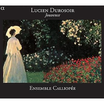 Durosoir. -Lucine Durosoir: Jouvence [CD] USA Import