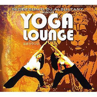 Globesonic DJ Alsultany Presents Yoga Lo - Globesonic DJ Alsultany Presents Yoga Lo [CD] USA import
