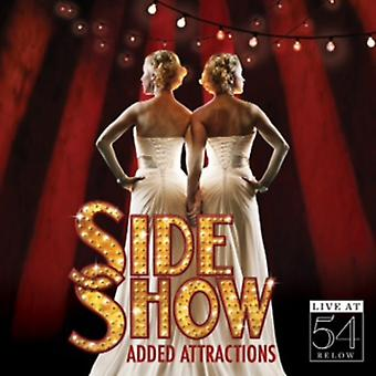 Side Show: Added Attractions-Live at 54 Below / Va - Side Show: Added Attractions-Live at 54 Below / Va [CD] USA import