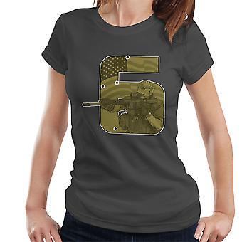 Seal Team zes Call Of Duty Women's T-Shirt