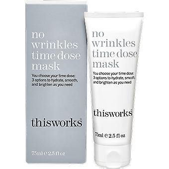 This Works No Wrinkles Time Dose Mask