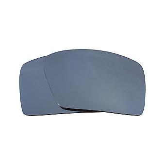 Replacement Lenses for Oakley Eyepatch 2 Sunglasses Silver Mirror Anti-Scratch Anti-Glare UV400 by SeekOptics
