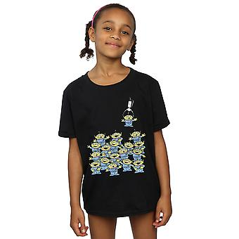 Disney Girls Toy Story The Claw T-Shirt
