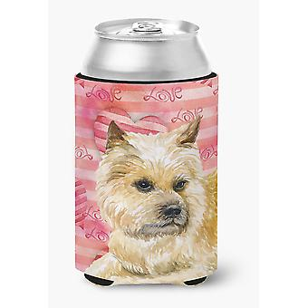 Carolines Treasures  BB9777CC Cairn Terrier Love Can or Bottle Hugger