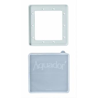 Aquador 1090 Standard Above Ground Pool Skimmer Cover Plate