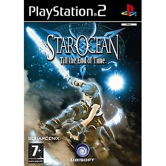 Star Ocean Till The End of Time (PS2) - Som ny