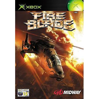 Fireblade (Xbox) - Uusi