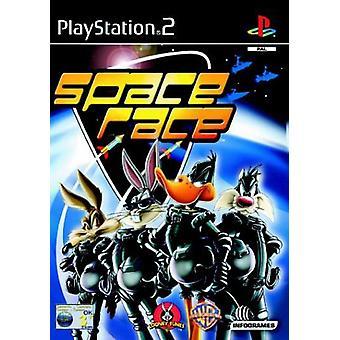Space Race (PS2) - Nieuwe fabriek verzegeld