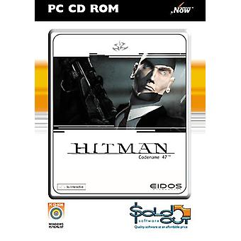 Hitman Codename 47 (PC CD)-fabriek verzegeld