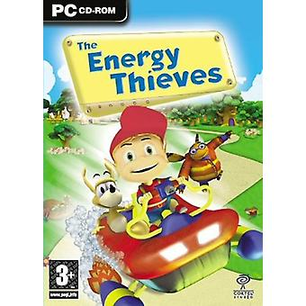 Energy Thieves (PC)-fabriek verzegeld