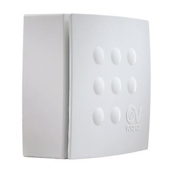 キッチン/バスルーム抽出器ファン Quadro メディオ EP AC 120 m ³/h モデル選択可能