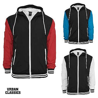 Urban Classics University Windbreaker