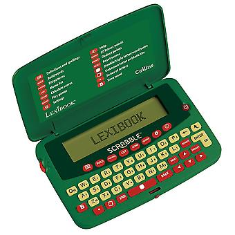 LEXIBOOK Deluxe Electronic Scrabble Dictionary (Model No. SCF-328AEN)