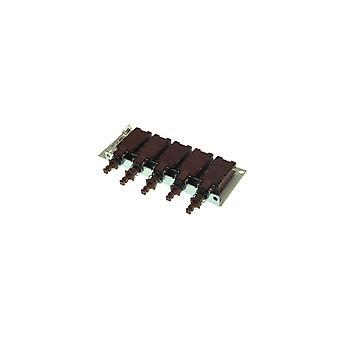 Placa de circuito pulsador Indesit
