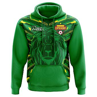 2020-2021 Cameroon Home Concept Hoody