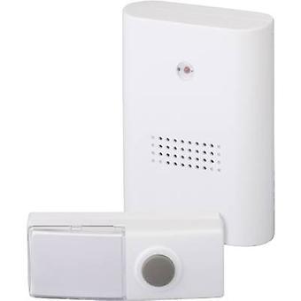 Wireless door bell Complete set Heidemann 70800 HX One