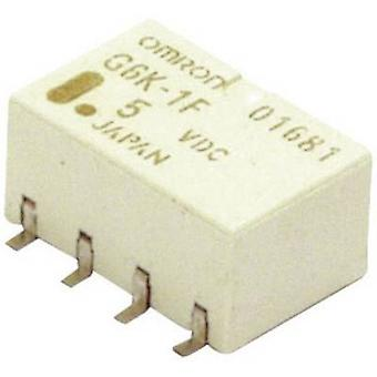 Omron G6K-2F-Y 24DC SMD relay 24 V DC 1 A 2 change-overs 1 pc(s)