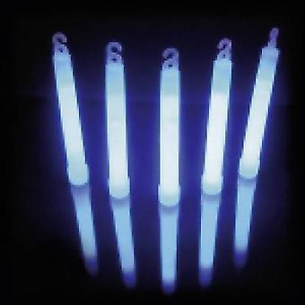 Knick Light Glow stick blauw 15 cm