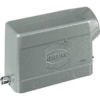 Harting Han® 24B-gs-R-21 09 30 024 1540 Bush enclos 1 pc(s)