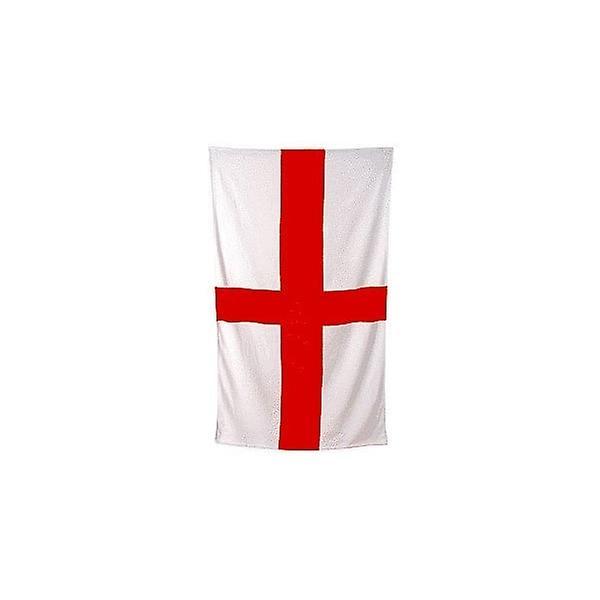 Union Jack Wear St George Flag Beach Towel