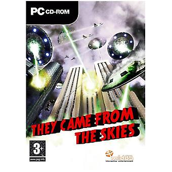 They Came From The Skies (PC CD) - New