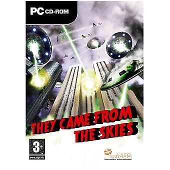 De kom fra himlen (PC CD) - Ny