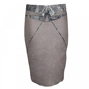 Dimare Women's Tailored Pencil Skirt