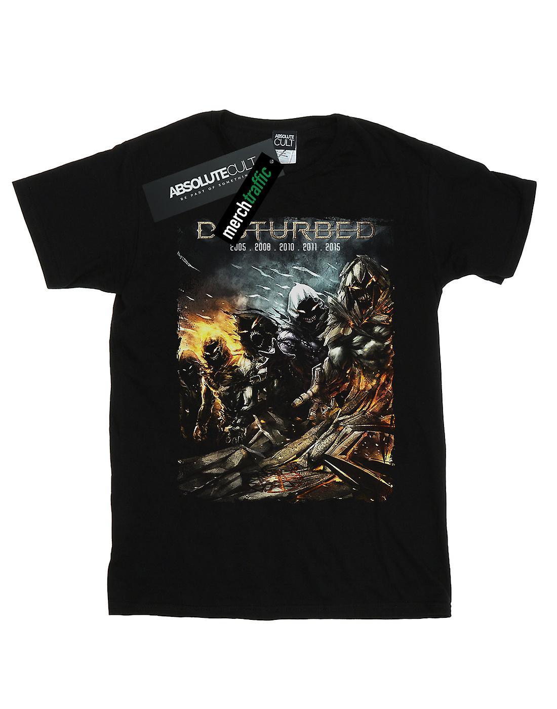 Disturbed Boys Evolution Box T-Shirt