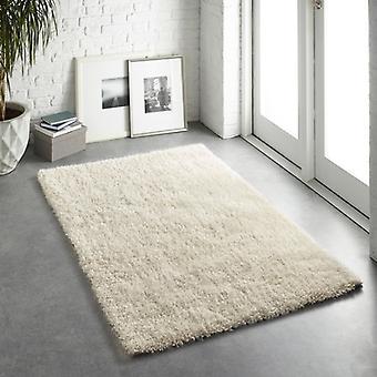Alfombras Chicago crema rectángulo alfombras llano casi llanos