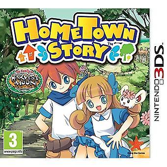 Hometown Story (Nintendo 3DS) - Als nieuw