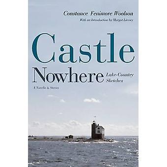 Castillo en ninguna parte - lago - bocetos de país por Constance Fenimore Woolson