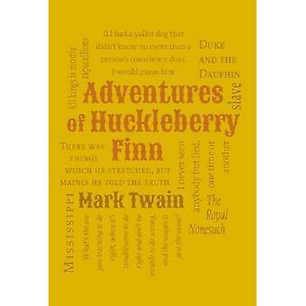 Adventures of Huckleberry Finn by Mark Twain - 9781607105503 Book
