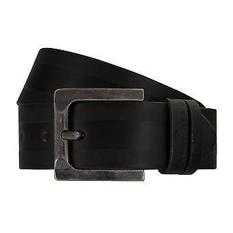 Jeans de TOM TAILOR correa cuero cinturones hombre cinturones cinturón marrón 7755