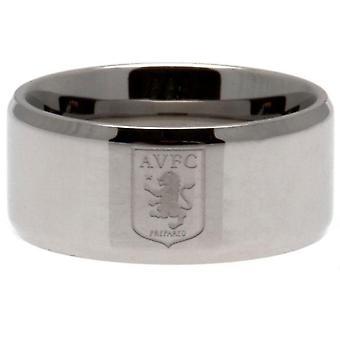 Aston Villa FC Band Ring