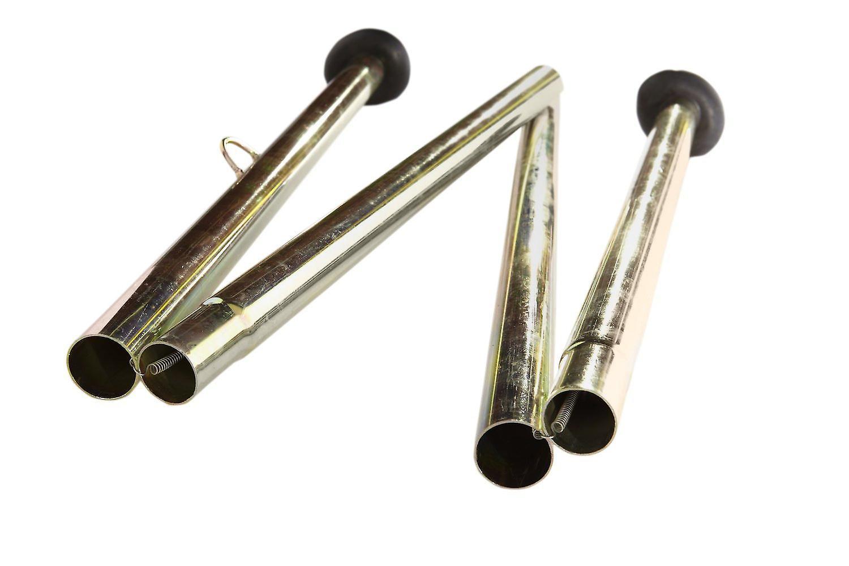 Metal Centre Pole