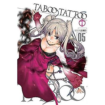 Taboo Tattoo, Vol. 5