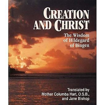 Skapande och Kristus: visdom av Hildegard av Bingen