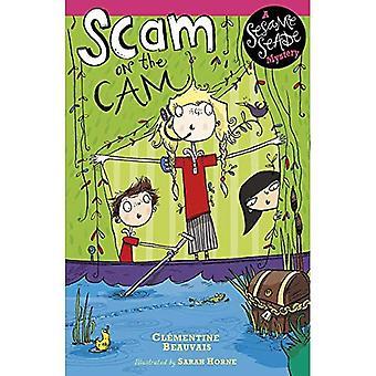 Sesam Seade Mysteries: 3: Scam op de Cam
