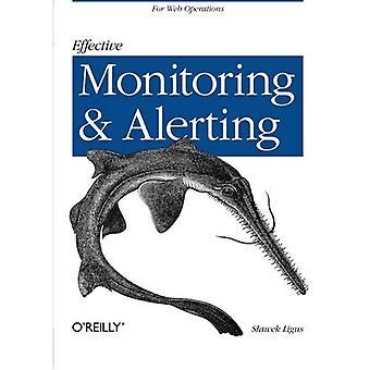 Tehokas seuranta ja hälytys: Web toimintaa