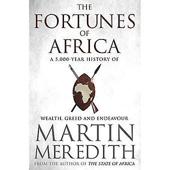 Vermögen von Afrika: eine 5.000-jährige Geschichte des Reichtums, Gier und Endeavour