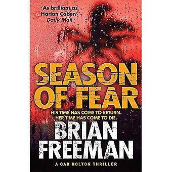 Säsongen av rädsla: en Cab Bolton Thriller