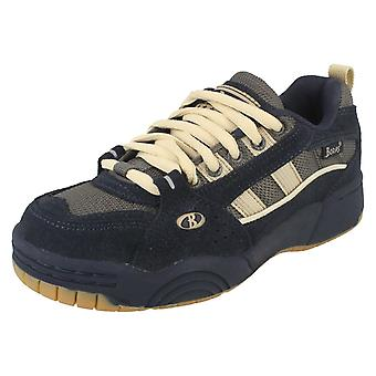 Boys Boras Flat Trainers Edmon Jr