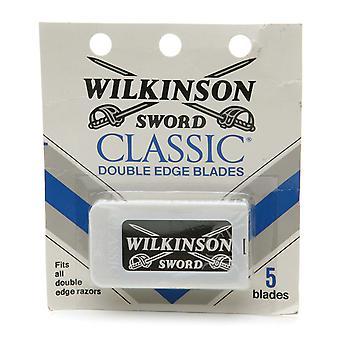 Wilkinson D/Edge klassieke bladen