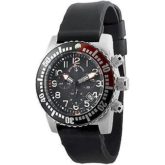זנו-Watch המטוס של שעון מטוס צוללן קוורץ הכרונוגרף 6349Q-כרונו-a1-7